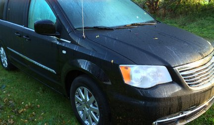 chrysler grand voyager 3,6